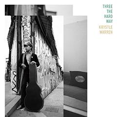 パリ版ニーナ・シモンとも呼ばれるKrystle Warrenの最新作『Three the Hard Way』が本日デジタル先行解禁