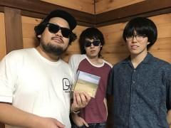 新たな日本語ロックの金字塔! 7/19に初の全国盤を発売する、すばらしか が、音楽Podcast番組「radio DTM」に初出演!!
