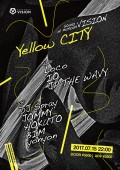IO 【Yellow CITY】at 東京