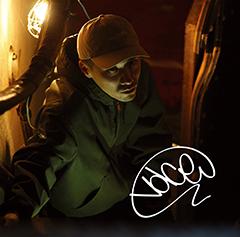 MONJU / DOWN NORTH CAMPのラッパー、仙人掌の初となるソロ・アルバム『VOICE』のアナログ盤、10/18にリリース決定!CDとは異なるアートワーク/完全限定プレスでのリリースとなります!
