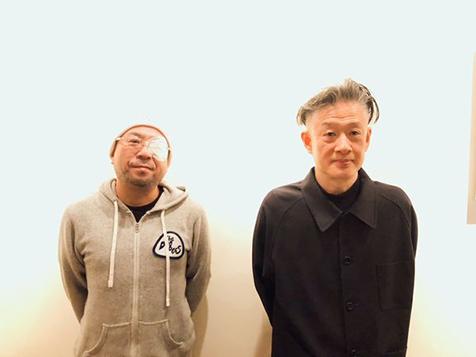 新作『Lost Memory Theatre act-3』が昨日リリースされたばかりの三宅純が、須永辰緒氏のウェブラジオ「夜ジャズ.Net」に出演!30分に渡る濃密なロングインタビューを11/15~12/20の期間中いつでもお楽しみいただけます!