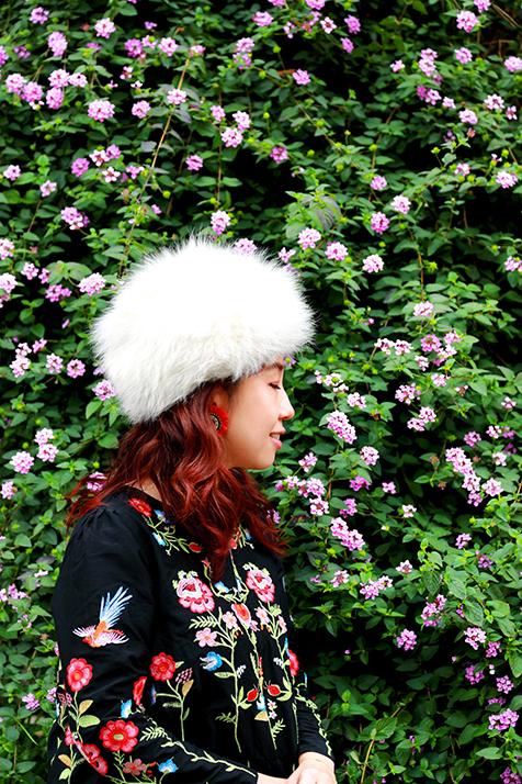 asuka ando、来年1/6リリースのニュー・アルバム『あまいひとくち』のNONCHELEEEの制作によるカヴァー・アートと最新アーティスト写真を公開!