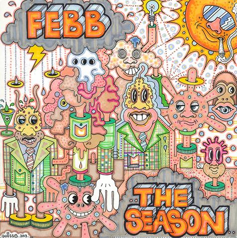 FEBB『THE SEASON』、CAMPANELLA『VIVID』のアナログ盤、リリース延期のお知らせ