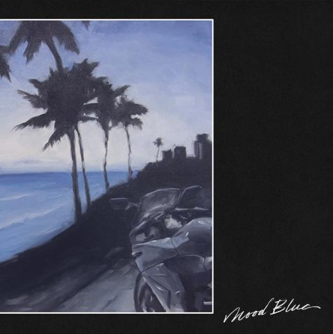 IO(KANDYTOWN / BCDMG)の2017年を代表するアルバム『Mood Blue』の完全限定プレスなアナログ盤が2/2についにリリース!CD未収録の4曲のインストを収録!