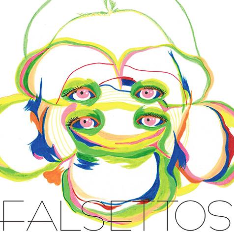 FALSETTOSのファーストアルバムがついに本日リリース!レコ発ツアーの詳細も決定!明日は渋谷でインストアも!
