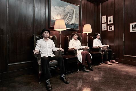 インスト音楽のイメージを変える唯一無二のグルーヴ・バンド、ハモニカクリームズ、3/28(水)リリースのニュー・アルバム『ステレオタイプ』から「Thirtyy ears」のMVが公開!