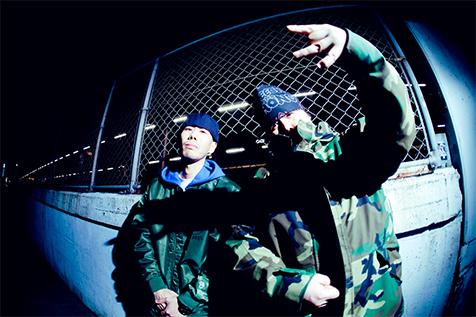 BESとISSUGIによる噂のジョイント・アルバム『VIRIDIAN SHOOT』のジャケット、トラックリストが公開!MONJUのMr.PUGや仙人掌らが参加!リリースは少し延びて2/28!