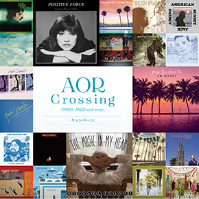 AOR Crossing-POPS,JAZZ and more-