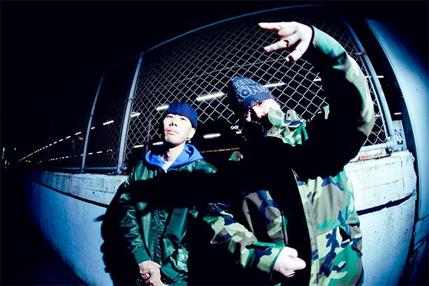 """BESとISSUGIによる話題のジョイント・アルバムからDJ SCRATCH NICEのプロデュースによる""""BOOM BAP""""のMVが公開!"""