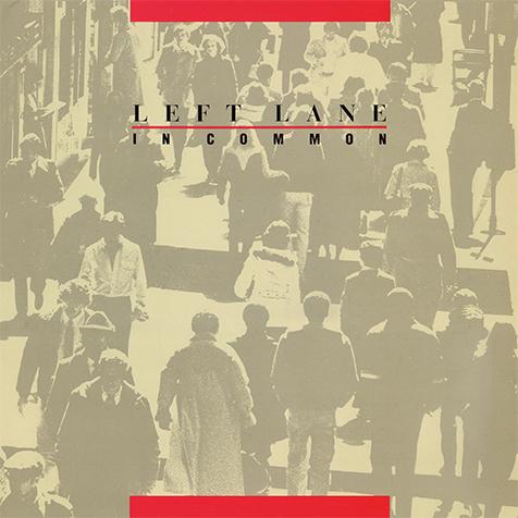 北欧に遺された80年代AORの秘宝、Left Lane『In Common』が日本のみで世界初CD化!3月28日リリース決定!