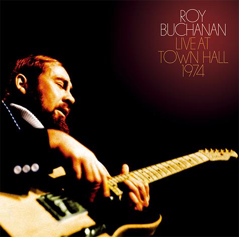 ロイ・ブキャナン、代表作『Live Stock』の完全版ライヴ音源が本日リリース!未発表14曲を含む2枚組21曲の大ボリューム!
