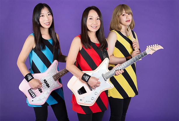 世界中に熱狂的なファンを持つガールズ・バンド、少年ナイフが8/20(月)にテレビ東京系列で放送される「YOUは何しに日本へ?」で紹介されます!