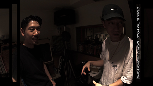KANDYTOWNのラッパー、KIKUMARUがDJ MASATOとともに出演したSSTV「BLACKFILE」の「オタク IN THA HOOD」がYouTubeにて公開!ニュー・アルバム『711』も絶賛発売中!