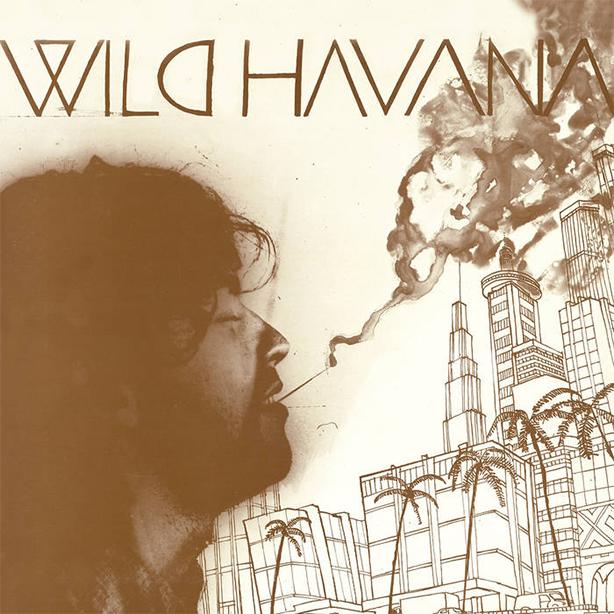 """サイケデリック・フローターズ第二弾!ヒプノティックかつ浮遊感溢れるグルーヴ""""Wild Havana""""世界初CD化!"""