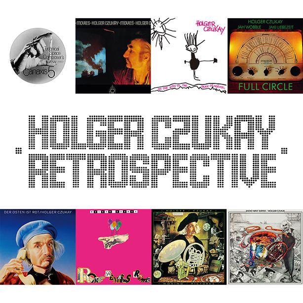 《Holger Czukay Retrospective》昨年惜しくも逝去してしまったクラウトロックの巨人、ホルガー・シューカイの名盤ソロ作品を一挙8タイトルリイシュー!限定特典情報も公開!