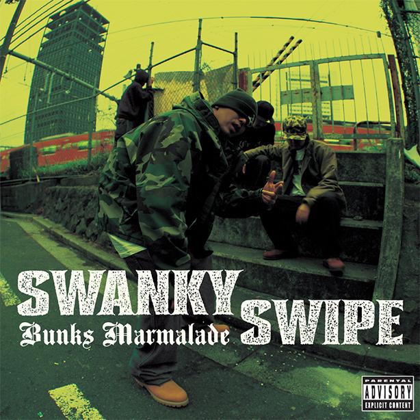 SWANKY SWIPEの2006年にSSTV「BLACK FILE」で行なったSTUDIO LIVEがYouTubeにて公開!