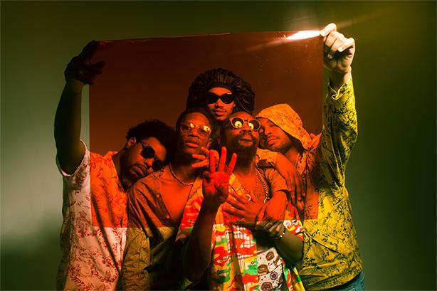 FUJI ROCK FESTIVAL '19 出演者第2弾発表!現代最高のヒップホップ~ソウルを響かせるNYのバンド=Phony PPLの出演が7月28日(日)に決定!