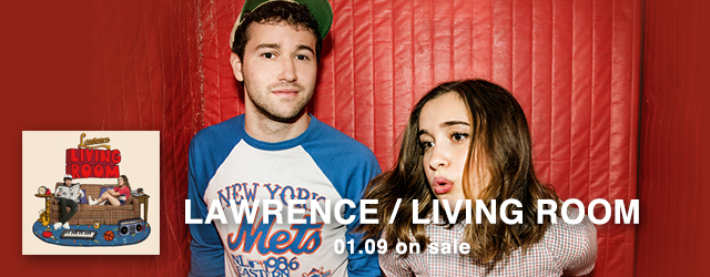 1/9 release LAWRENCE Living Room