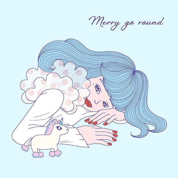 さとうもかのニュー・アルバム『Merry go round』より「Loop with Tomggg」のMVが解禁!Apple Music、Spotifyにて先行配信もスタート!