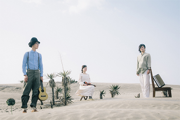 日本のアイリッシュ・ミュージック・シーンを牽引するバンド、トリコロール(tricolor)、明日5/15リリースの結成10周年記念7thアルバム『キネン』から第二弾MV「The Wedding」を公開!