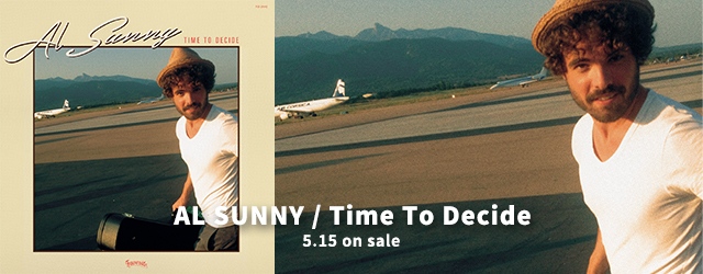 5/15 release AL SUNNY