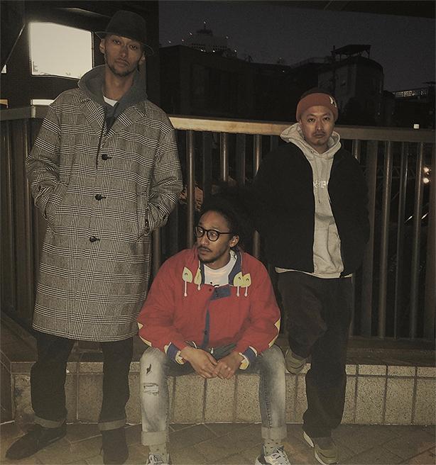 BudaMunkやDouble Doubleの作品への参加でも知られる兄弟MCs、Shinobi & EpicとそのBudaMunkによるジョイント・アルバムがDogear Recordsからリリース。ISSUGIやDJ K-FLASH、BC、Rebel Elが参加。