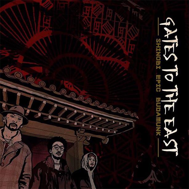 """Shinobi、Epic、BudaMunkによるジョイント・アルバムからISSUGIが参加した""""Mystic Arts""""のMVが公開!またISSUGIによるShinobi、BudaMunkへのインタビューも同時に公開!"""