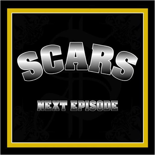 A-THUGを筆頭にSEEDA、STICKY、BES、bay4kらが名を連ねる日本語ラップ・シーン最重要グループ、SCARS!06年リリースのファースト『THE ALBUM』に続き08年リリースのセカンド『NEXT EPISODE』のリイシューも決定!
