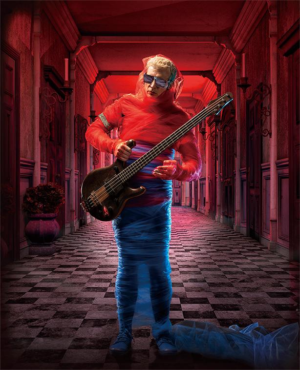 ファンク界の重鎮ブーツィー・コリンズも認めるマスター・ファンク・ベーシストことフリークベースが遂に日本デビュー! 6/19(水)リリースの最新アルバムから「Your Love Is Always On Time」のMVが公開!