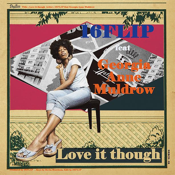 ジョージア・アン・マルドロウとのコラボによるシングルを来月リリースする16FLIP、今週末は大阪CLUB JOULEのパーティ「PROPS」にゲスト出演!
