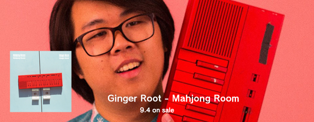 9/4 release Ginger Root Mahjong Room