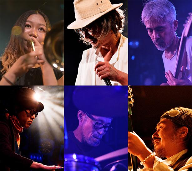 元ミュート・ビートのこだま和文率いるKODAMA AND THE DUB STATION BAND、初のオリジナル・フル・アルバム『かすかな きぼう』、11/20リリース!