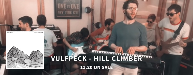 11/20 release Vulfpeck Hill Climber