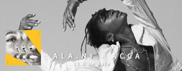 11/6 release ALA.NI ACCA