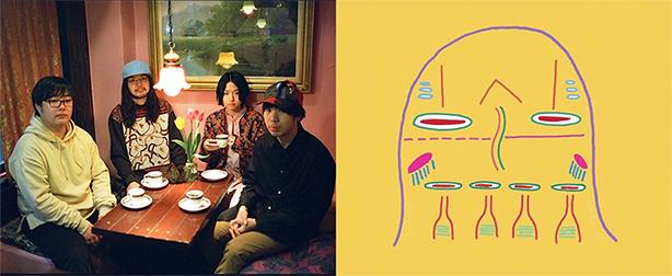 TAMTAMが来年2/24(月.祝)に新宿MARZにて食品まつり等のゲストを招いて3マンイベントを開催!追加出演者も年明けに発表予定!