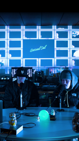 「Barred Out Freestyle」にMONJUからISSUGIと仙人掌が登場!