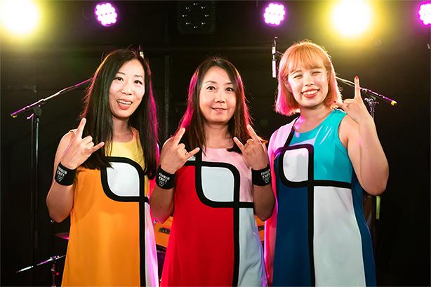 少年ナイフ、京都で2020年初ライブ決定!