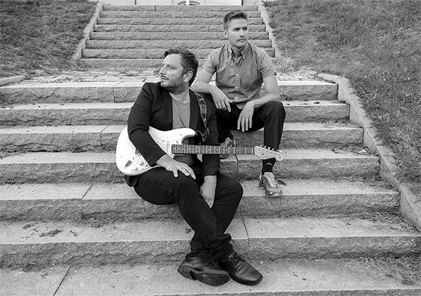 現行AORシーンをリードする北欧の人気ユニット:ステイト・カウズ、待望の3rdアルバムが本日リリース!