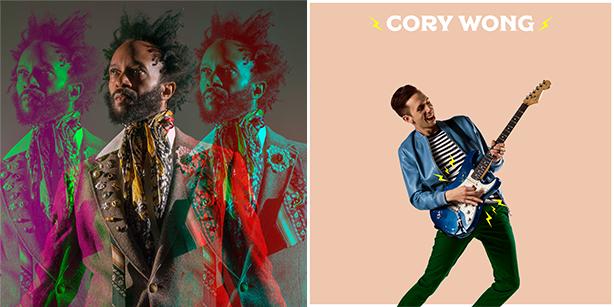 FUJI ROCK FESTIVAL '20出演者第1弾発表! Cory WongとFantastic Negritoの出演が決定!