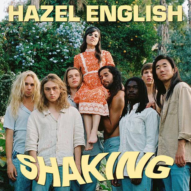 """ヘイゼル・イングリッシュ(Hazel English)「Shaking」が4月後半のJ-WAVE (81.3FM) """"SONAR TRAX""""とInterFM897 """"Hot Picks""""にダブル選出!"""