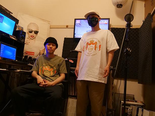 MONJUのラッパー、仙人掌のセカンド・アルバム『BOY MEETS WORLD』のロゴを用いたTシャツがLPのリリースに合わせて完全限定で発売!予約受付が本日よりスタート!