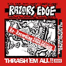 RAZORS EDGE「THRASH'EM ALL!!2020」