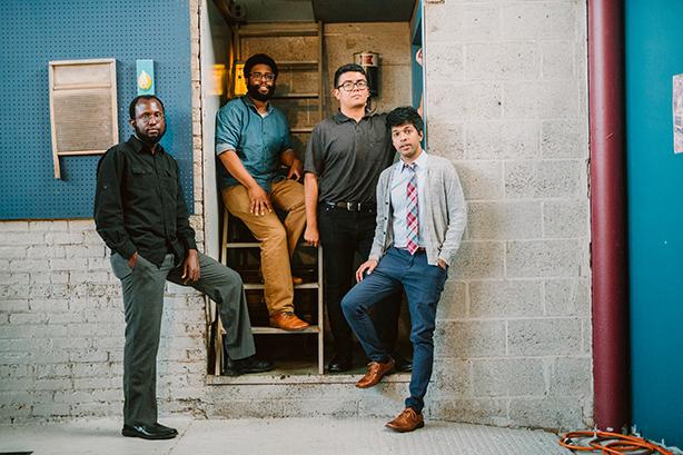 AOR~ウエスト・コースト・サウンドへの憧憬とソウル・ミュージックへの愛情がたっぷり詰まった極上の1枚! シカゴから登場した注目の4Pバンド=ザ・デヴォーンズによるメロウでスウィートでグルーヴィな傑作デビュー・アルバムが遂に本日リリース!