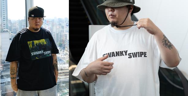 SWANKY SWIPEの名盤『Bunks Marmalade』とBESの名盤『REBUILD』のジャケットなどを用いたTシャツが完全限定で発売!予約受付が本日よりスタート!