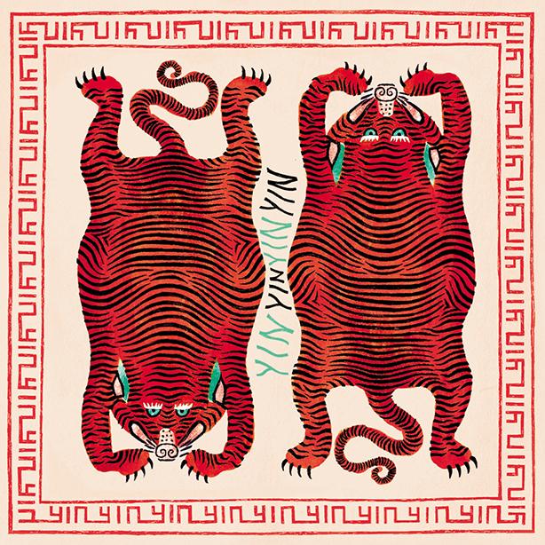 夏に聴きたい!架空の南国のメロディーを奏でるエキゾ~アジア感覚をブレンドした新生グルーヴィ・ファンク・バンド、イン・インの国内盤CDがリリース!