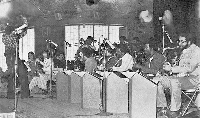 ガヴァナーズ・ステイト・ユニヴァーシティ・ジャズ・バンド(GOVERNOR'S STATE UNIVERSITY JAZZ BAND)
