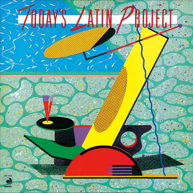 魅惑的和モノの世界! 海外ディガーをも虜にする国産音源を紹介する話題のディスク・ガイド『和レアリック・ディスクガイド』より、アフロ・キューバン/ラテン・スタンダードに80年代初頭のジャズ〜フュージョンのエッセンスを加えた希少盤『トゥデイズ・ラテン・プロジェクト』が世界初CD化!