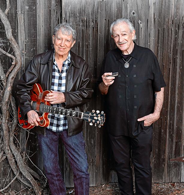 エルヴィン・ビショップとチャーリー・マッスルホワイト。プロとしてのキャリアは合計100年以上となるレジェンド二人の夢の共演!双頭アルバム、その名も『ブルースの100年』、絶賛発売中!