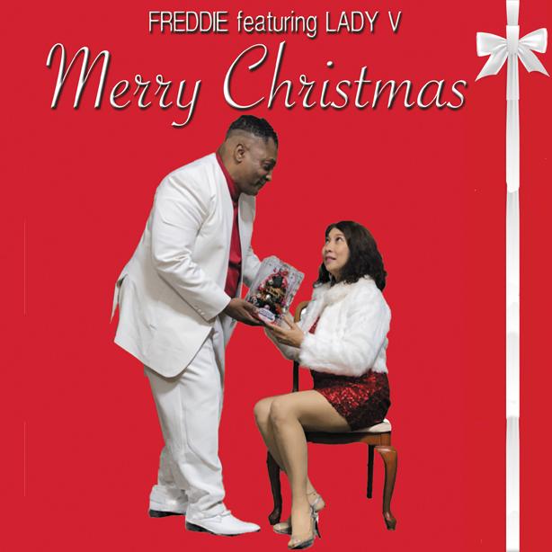 あのエンソルの貴公子フレディーがクリスマスに配信で還って来た!