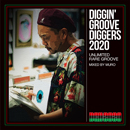 """DIGGIN' """"GROOVE-DIGGERS""""2020 : Unlimited Rare Groove Mixed By MURO"""